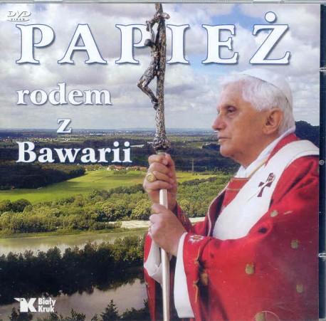 Papież rodem z Bawarii. Płyta DVD