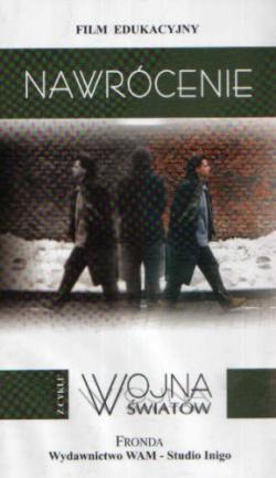 Wojna światów. Nawrócenie. Płyta DVD