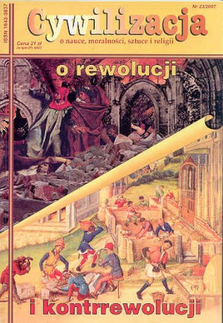 Cywilizacja nr 23 'O rewolucji i kontrrewolucji'