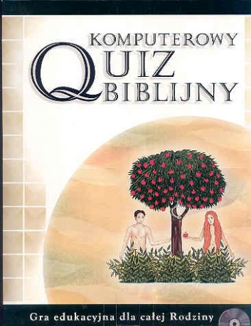 Komputerowy quiz Biblijny. Gra edukacyjna dla całej rodziny