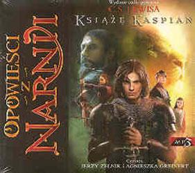 Opowieści z Narnii. Książę Kaspian, Audiobook.