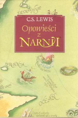 Opowieści z Narnii opr.tw. wydanie 2 tomowe