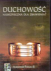 Duchowość niebezpieczna dla zbawienia? Płyta CD