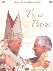 Tu es Petrus, Klucze Królestwa. Od Jana Pawła II do Benedykta XVI