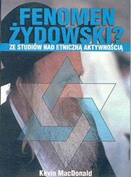 Fenomen żydowski – ze studiów nad etniczną aktywnością