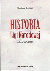 Historia Ligi Narodowej (okres 1887-1907)