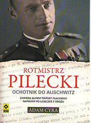 Ochotnik do Auschwitz. Zawiera słynny raport napisany po ucieczce z obozu