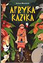 Afryka Kazika. Książka z mapą