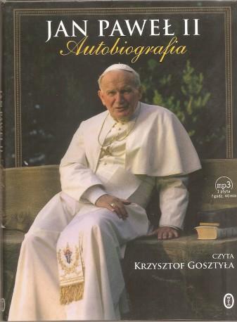 Jan Paweł II. Autobiografia - audiobook