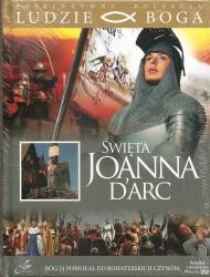 Święta Joanna D'Arc. Płyta DVD z książką