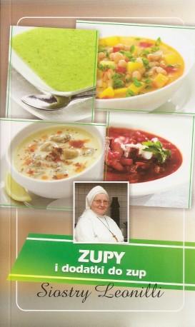 Zupy i dodatki do zup siostry Leonilli