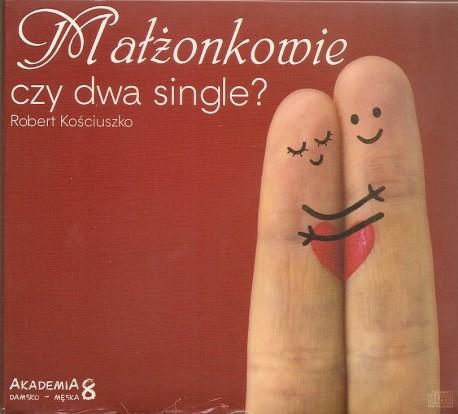 Małżonkowie czy dwa single? Audiobook