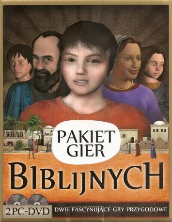 Pakiet gier biblijnych. Gry edukacyjne dla dzieci