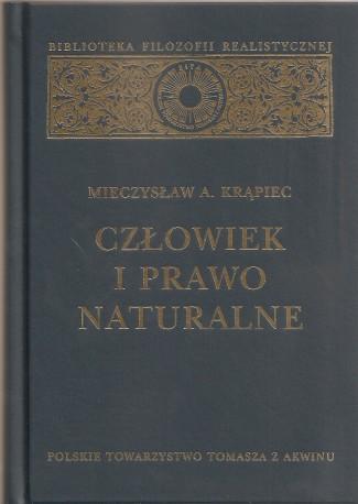 Człowiek i prawo naturalne