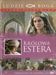 Królowa Estera. Książeczka + DVD