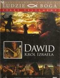 Dawid. Król Izraela. Książeczka + DVD