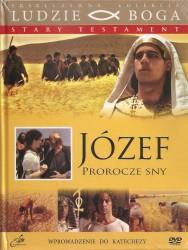 Józef. Prorocze sny. Książeczka + DVD