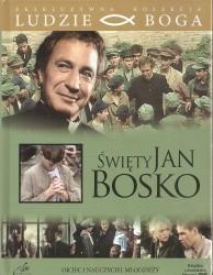 Święty Jan Bosko. Ojciec i nauczyciel młodzieży. Książeczka + DVD