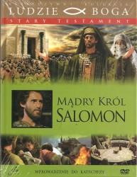 Mądry król Salomon. Książeczka + DVD