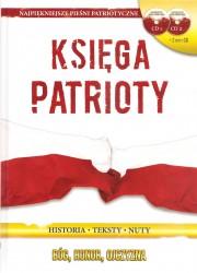 Księga patrioty. Ksiązka + 2 płyty CD