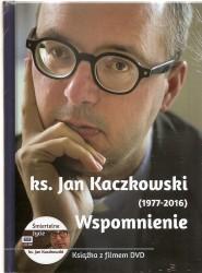 ks. Jan Kaczkowski (1977-2016). Wspomnienie. Książka wraz filmem DVD