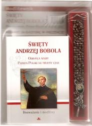 Święty Andrzej Bobola. Obrońca wiary, patron Polski na trudny czas. Książka wraz z różańcem
