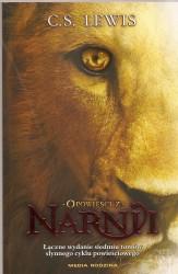 Opowieści z Narnii oprawa miękka (wydanie 7 powieści w 1 tomie)
