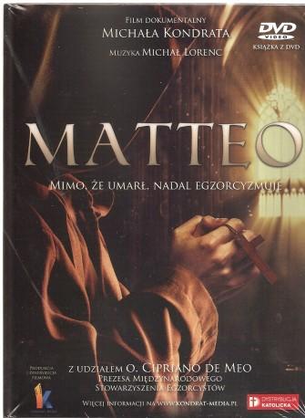 Matteo. Książeczka wraz filmem DVD