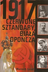 1917 czerwone sztandary, biała opończa