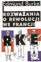 Rozważania o rewolucji we Francji