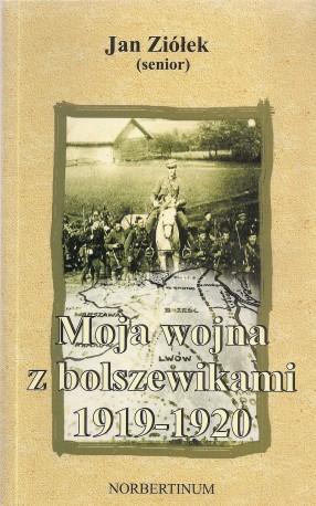 Moja wojna z bolszewikami 1919-1920
