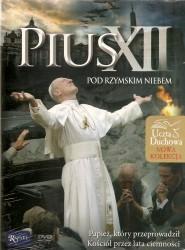 Pius XII. Pod rzymskim niebem. Książka wraz z filmem