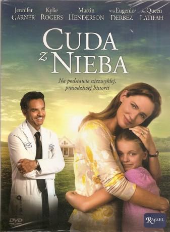 Cuda z Nieba. Płyta DVD