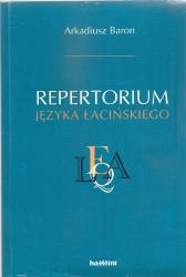 Repetytorium języka łacińskiego