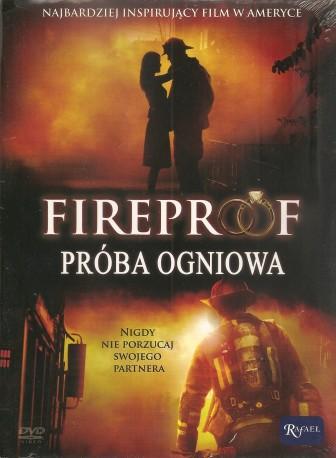 Próba ogniowa. Płyta DVD