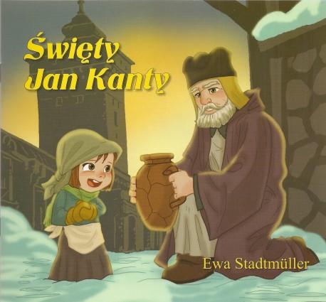 Święty Jan Kanty. Książeczka