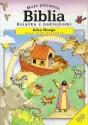 Moja pierwsza Biblia. Arka Noego oraz inne historie. Książeczka z naklejkami