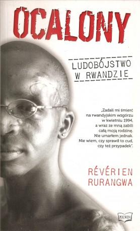 Ocalony. Ludobójstwo w Rwandzie