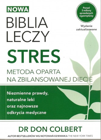 Stres. Biblia leczy