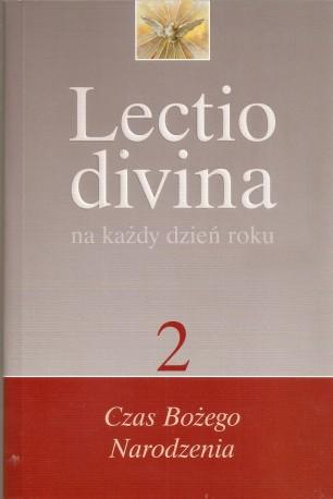 Lectio divina na każdy dzień roku 2. Czas Bożego Narodzenia