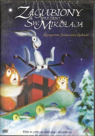 Zagubiony prezent św. Mikołaja (Klasyczna świąteczna opowieść) film DVD