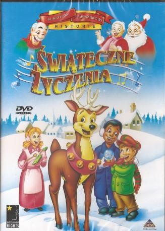 Świąteczne życzenia (seria Klasyczne gwiazdkowe historie) film DVD