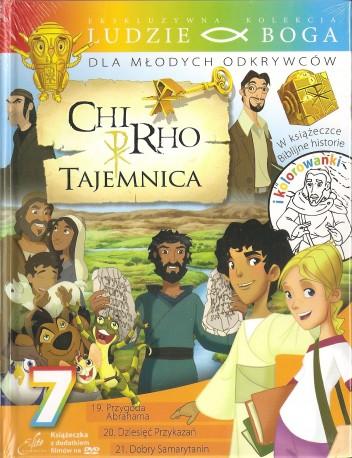 Chi-Rho. Tajemnica 7. Książeczka wraz z płytą DVD