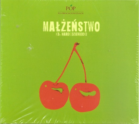 Małżeńtwo - audiobook CD