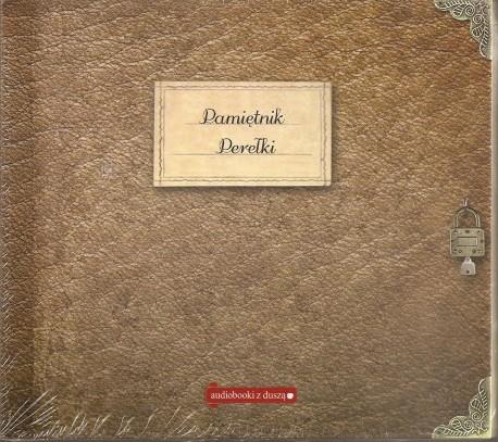 Pamiętnik Perełki - audiobook CD