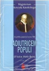 Adiutricem populi, Encyklika papieża Leona XIII o kulcie Matki Bożej