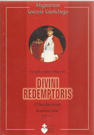 Encyklika papieża Piusa XI o bezbożnym komunizmie