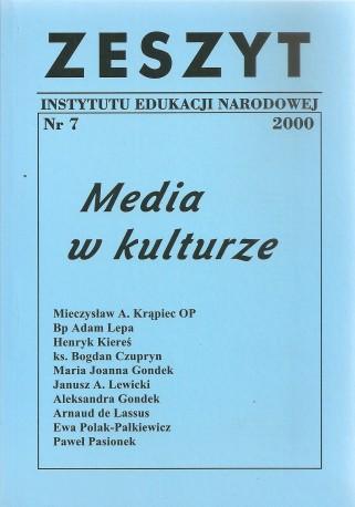 Media w kulturze