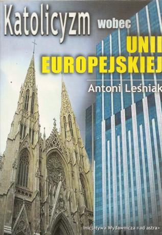 Katolicyzm wobec Unii Europejskiej
