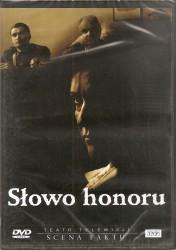 Słowo honoru. Płyta DVD